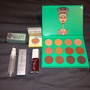 6 piece makeup set